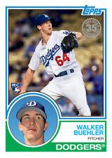 PRE-SELL 2018 Topps 1983 ROOKIE RC 5x7 #/49 WALKER BUEHLER LOS ANGELES DODGERS