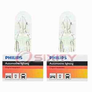2 pc Philips 192CP Multi Purpose Light Bulbs for Electrical Lighting Body kz