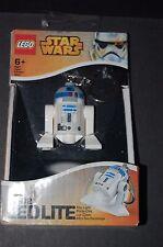 Porte clés lumière Stars Wars R2-D2