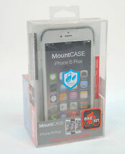 Tigra Sport MOUNT CASE IPHONE 6 PLUS BLACK/RED PLASTIC