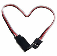 1000mm (1 m) Futaba servo extension lead - UK seller