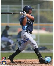 Drew Vettleson Signed Autographed 8x10 Photo Rays Rangers Nats