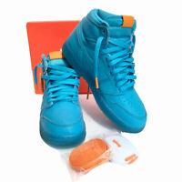 Nike Air Jordan 1 Retro Hi OG Gatorade Blue Lagoon Size 6.5Y AJ6000-455