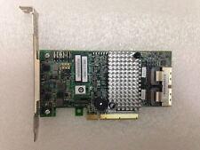 LSI 9267-8i 6Gb/s PCI 2.0 1G cache 8Port SATA/SAS Controller raid =LSI 9266-8i
