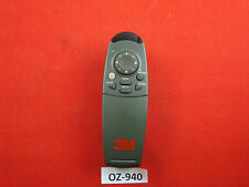 3M Projector Remote Control Model IRC-TG 78-8121-0330-3 #OZ-940