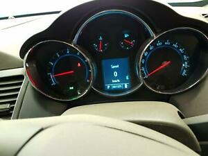HOLDEN CRUZE INSTRUMENT CLUSTER, PETROL, AUTO T/M TYPE, JH, 03/11-