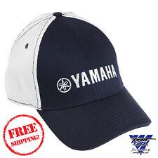 Yamaha Pure Contrast Hat Baseball Cap Navy White CRP-13HMS-NV-NS