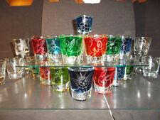 1 shot glass your choice of pokemon custom nintendo 64 wii u 3 DS light