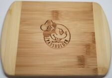 Disney Epcot Food & Wine Chef Mickey Mouse Annual Passholder Cutting Board New