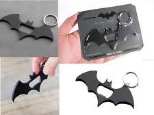 Batman Logo Multi Tool Keyring Bottle Opener Screwdriver Novelty Christmas Gift