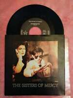 The Sisters of Mercy - Dominion Vinyl Single 45 UK Excellent Gothic Darkwave