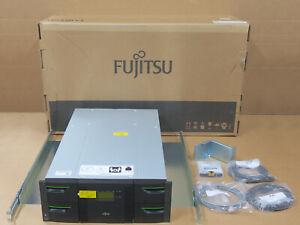 NEW Fujitsu Eternus LT60 S2 48-Slot Tape Library Auto Loader With LTO7 Drive