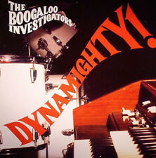 THE BOOGALOO INVESTIGATORS DYNAMIGHTY D-NECK RECORDS VINYLE NEUF NEW VINYL