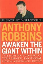 Awaken The Giant Within by Anthony Robbins NEW