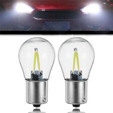 382 12 volt 21 watt Stop Light Bulbs P21W BA15s ST382 Blister Pack of 2 a