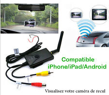 Transmitter WIFI reversing camera iPhone and Android SmartPhone