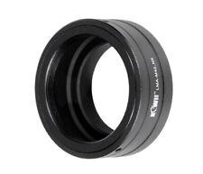 Objektivadapter für M42 Objektive an Samsung NX Kameras