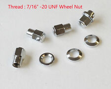 "7/16"" WHEEL NUT FORD MK2 MK1 ESCORT HILLMAN CAPRI IMP COSMIC 2B CORTINA-(M654)"