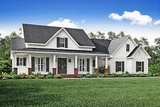 Custom Home House Plan, 2400 Square Foot