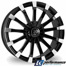 "20"" WOLFRACE RENASSANCE ALLOY WHEELS FITS MERCEDES SPRINTER VW CRAFTER 6X130"