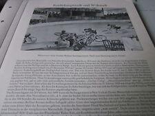 Berlin Archiv 8 Weltstadt 5015 2. Berliner 6 Tagerennen 1909 Massensturz