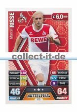 Match Attax 14/15 - 173 - Marcel Risse