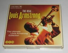 THE REAL LOUIS ARMSTRONG. 3 CD SET