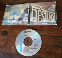 The Jacksons - Destiny Cd Perfetto (Michael Jackson)