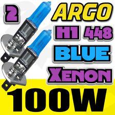 HONDA Civic Tipo S H1 100w Halógena Azul Bombillas Para Faros Frontales