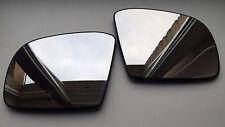 Pair MERCEDES ML320 ML350 W164 2006-2008 Heated Door Mirror Glass Backing Plate
