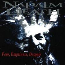 Napalm Death-Fear Emptiness Despair CD NEUF