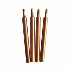4 Pcs Spot Welder Tip Needle Fixed Copper Pin For Welding Machine High Accuracy
