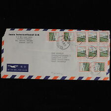 ZS-AC568 TAIWAN - Airmail, 1978 From Taipei To Nordlingen Germany Cover