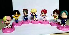 BTS Baskin Robbins tiny tan figures set Limited oficial + Figure Set