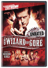 The Wizard of Gore [New DVD] Subtitled, Widescreen