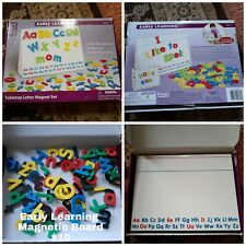 Early Learning Magnetic Letters & Board