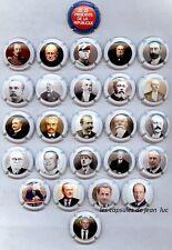 Actualisation de la série  25 Présidents de la République avec Emmanuel Macron