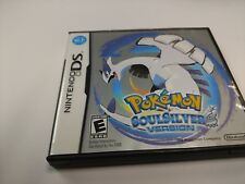 Nintendo DS-Pokemon Soul Silver Version