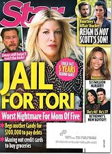 Star Magazine July 2017, Jail For Tori Cover Page! Worst Nightmare For Mom Of 5