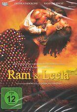 RAM & LEELA - Bollywood Film DVD mit Deepika Padukone und Ranveer Singh