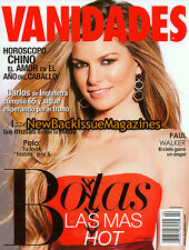 Spanish Vanidades 2/14,Marisa Miller,February 2014,NEW