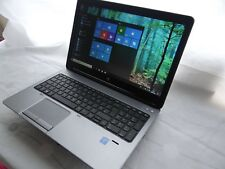 "Disco Duro Hp Probook 650 G1 15.6"" 500GB, i5 4th generación, 2.6GHz, 8GB Win 10 y Office DVD"