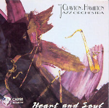 1 CENT CD Heart and Soul - Clayton-Hamilton Jazz Orchestra