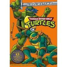 Teenage Mutant Ninja Turtles: The Original Series - Volume Two (1987) DVD TMNT