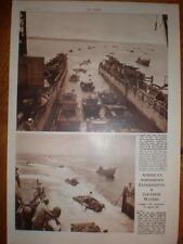 Article US 56th Amphibious Sagami Bay Japan 1953