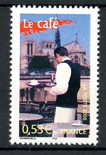 STAMP / TIMBRE FRANCE  N° 3889 ** REGION / LE CAFE