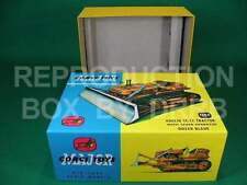 Corgi. #1107 Euclid Tractor with Dozer Blade - Reproduction Box by DRRB