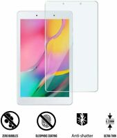 2 Pack Tempered Glass Screen Protector for Samsung Galaxy Tab A 8.0 T290 T295