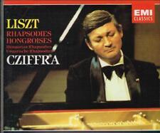 Liszt: Hungarian Rhapsodies / Georges Cziffra - CD
