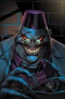 ASTONISHING X-MEN #1  KEOWN VILLAIN VARIANT MARVEL PSYLOCKE WOLVERINE GAMBIT